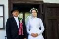 Novší svadobný odev