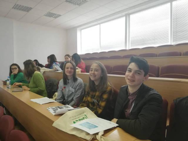 Žiacka vedecká konferencia ŽIVEKO