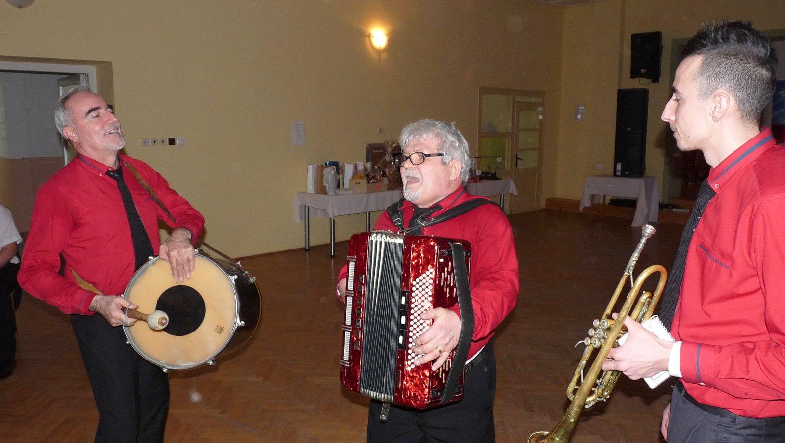 Reprezentačný ples obce