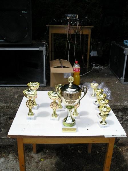 Hasičská súťaž